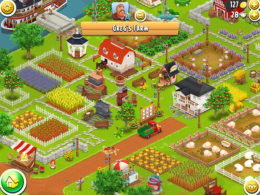 Hay Day Review Ipad amp IPhone App Amped