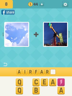 pictoword level 8 answer