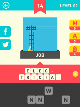 Icon Pop Word Answers 14