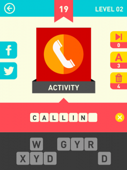 Icon Pop Word Answers 19