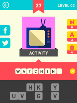 Icon Pop Word Answers 27