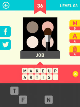 Icon Pop Word Answers 36