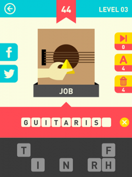 Icon Pop Word Answers 44