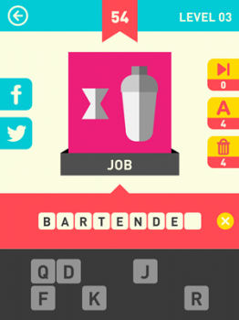 Icon Pop Word Answers 54