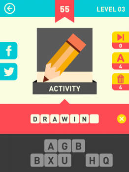Icon Pop Word Answers 55