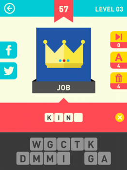 Icon Pop Word Answers 57