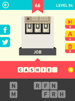 Icon Pop Word Answers 66