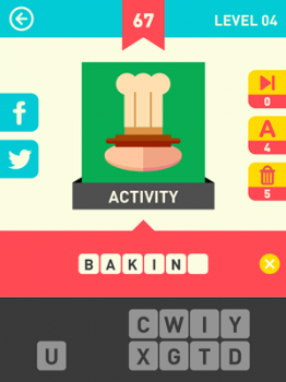 Icon Pop Word Answers 67