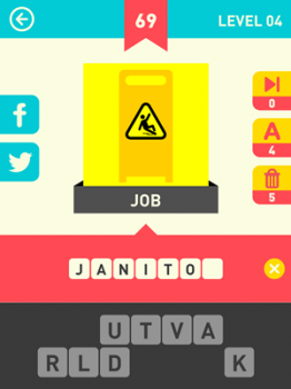 Icon Pop Word Answers 69