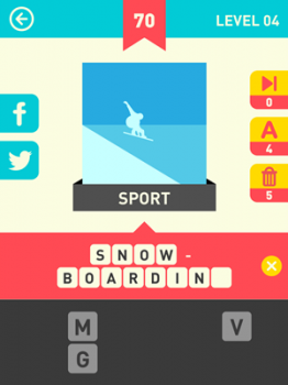 Icon Pop Word Answers 70