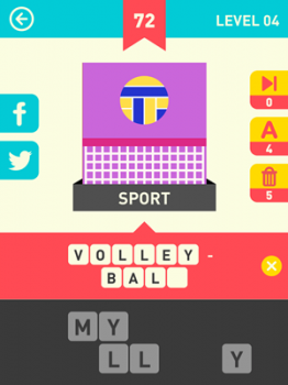 Icon Pop Word Answers 72