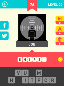 Icon Pop Word Answers 76