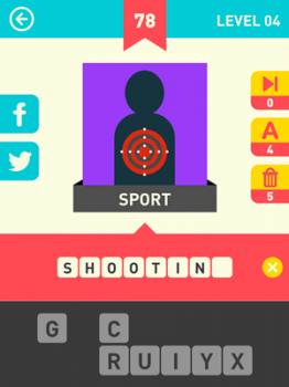 Icon Pop Word Answers 78