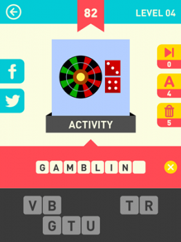 Icon Pop Word Answers 82