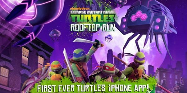 Teenage Mutant Ninja Turtles Rooftop Run review
