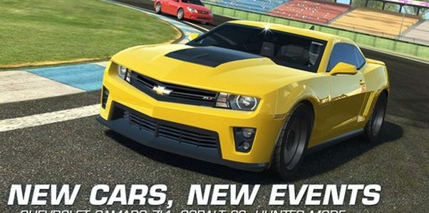real racing 3 update