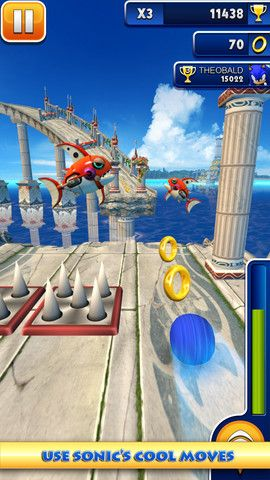 sonic dash review 2