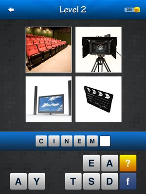 Find The Word Level Pack 1 Answer 02