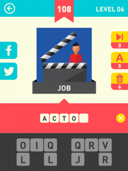 Icon Pop Word Answers 108