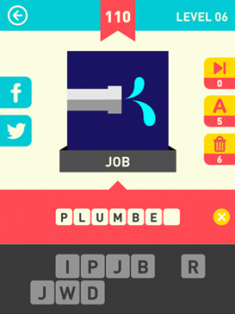 Icon Pop Word Answers 110