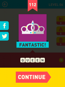 Icon Pop Word Answers 111