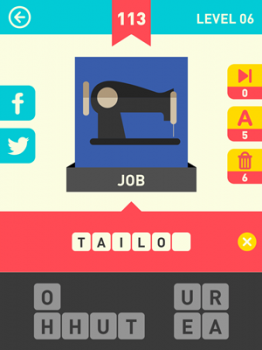 Icon Pop Word Answers 113
