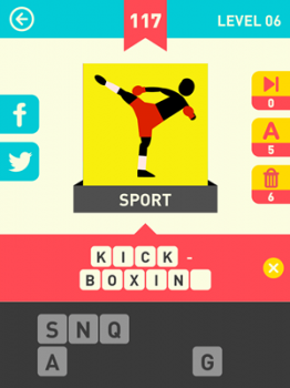 Icon Pop Word Answers 117