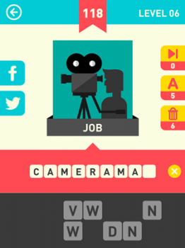 Icon Pop Word Answers 118