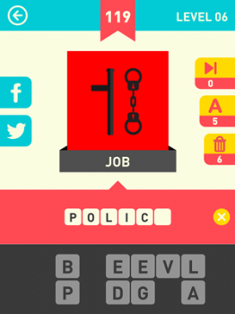 Icon Pop Word Answers 119