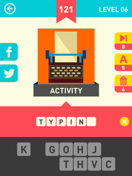 Icon Pop Word Answers 121