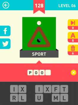 Icon Pop Word Answers 128