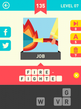 Icon Pop Word Answers 135
