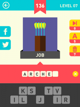 Icon Pop Word Answers 136