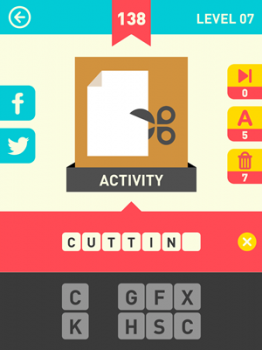 Icon Pop Word Answers 138