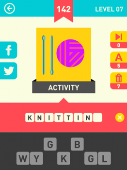 Icon Pop Word Answers 142