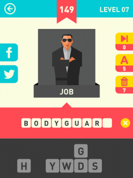 Icon Pop Word Answers 149
