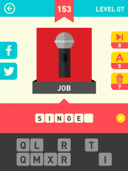 Icon Pop Word Answers 153