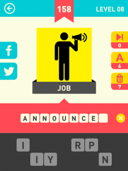 Icon Pop Word Answers 158