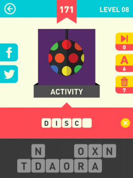 Icon Pop Word Answers 171