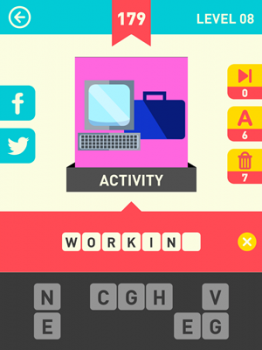 Icon Pop Word Answers 179