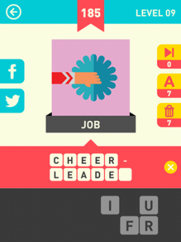 Icon Pop Word Answers 185