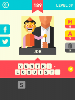 Icon Pop Word Answers 189