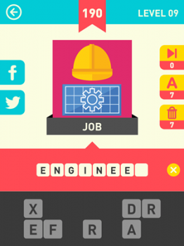 Icon Pop Word Answers 190