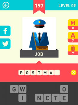 Icon Pop Word Answers 197