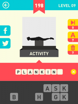 Icon Pop Word Answers 198