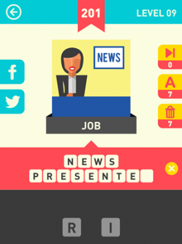 Icon Pop Word Answers 201