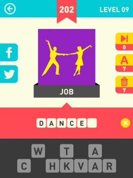 Icon Pop Word Answers 202