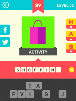 Icon Pop Word Answers 89