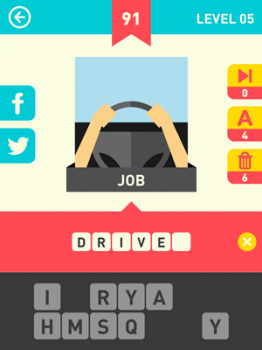 Icon Pop Word Answers 91