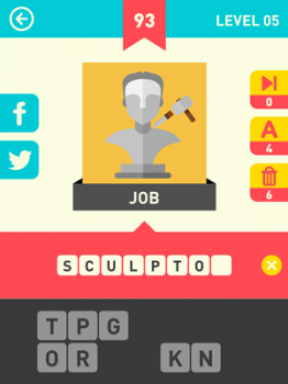 Icon Pop Word Answers 93